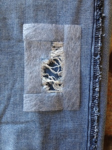 2Jeans with hemming web
